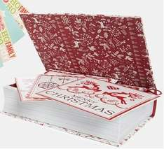 Primark set of 2  Christmas stationery box £1 down from £6