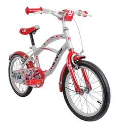 One Direction Girl's One Direction Cruiser Bike 16 Inch £65 at Amazon