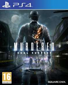 Murdered: Soul Suspect PS4 £13.85 at Amazon