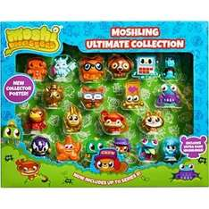 Moshi Ultimate Collection - Wave 3 Pack.   228/2156 @ Argos £7.99