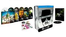 Breaking Bad - Complete Series Collector's Edition Tin (Exclusive to Amazon.co.uk) [Blu-ray] £65 at Amazon