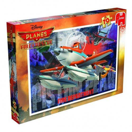 Disney Planes 2 Jigsaw Puzzle 70 pieces, 99p @ Home Bargains Corby
