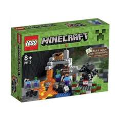 Minecraft lego cave in stock £23.94 @ Lego shop