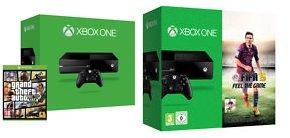XBOX One Console + GTA V (Physical Copy) OR FIFA 15 (Digital Download) £289.99 @ Shopto Via Ebay