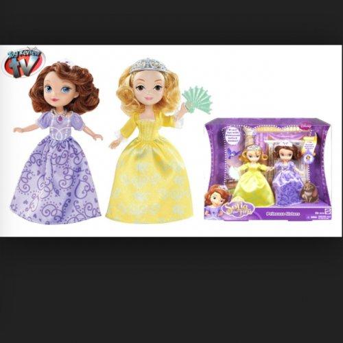 Sofia the first mini doll & Amber £5.99 each @ Home bargains