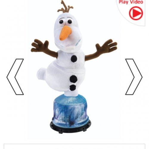 Disney Frozen spinning olaf £14.99 B&M