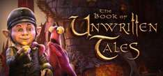 (EXPIRED) £2.80 for The Book of Unwritten Tales Complete Bundle (was £34.99) @ GMG (with voucher)