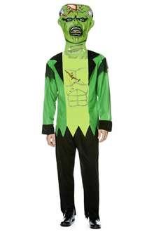 Halloween costumes now up to 70% off from £1 @ F&F Clothing