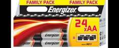 Energizer 24 Pack AA batteries only £1 @ Tesco