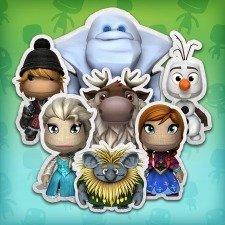 LittleBigPlanet3 Disney FROZEN pack £4.99 @ PSN store