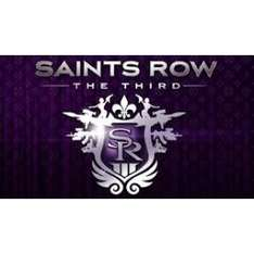 Saints Row The Third only £2.22 (PC) @ 365 games