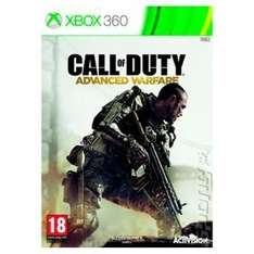 Call of Duty Advanced Warfare-  XBOX 360 £29 at ASDA