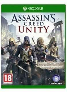 Assassin's Creed Unity Xbox One Digital Code £19.99 @ SimplyCDKeys