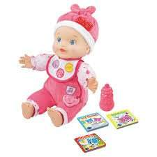 Little Love Baby Talk Interactive Doll £17.99 @ Amazon delivered