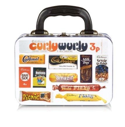 Cadburys Retro Lunch Box Tin £4.50 @ accessorize
