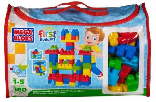 Mega Bloks Deluxe Building Bag £10.50 @ Amazon UK