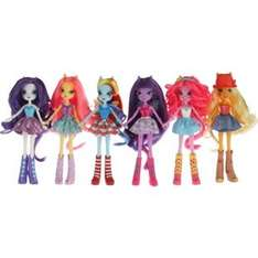 equestrian dolls my little pony £3.99 @  home bargains