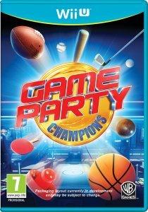 GAME PARTY CHAMPIONS (WII U)  - £4.98 @ Zavvi