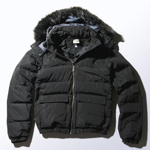 Men adidas Neo Hooded Down Jacket £55 @ Adidas