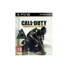 Call of Duty Advanced Warfare for PS3 only £24.99 delivered @ Amazon (Please Read for details)