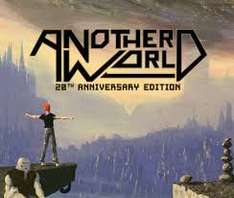 Another World iOS (iPhone and iPad) app, classic game, reduced to 69p in itunes/app store