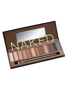 Urban Decay Naked Palette Only £31.45 (Usually £37) House of Fraser