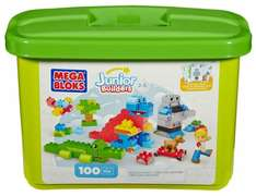 Mega Bloks Junior Builders Building Imagination Tub £9.49 at amazon   (free delivery £10 spend/prime)