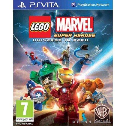 LEGO Marvel Super Heroes (Vita) £12.95 Delivered @ TGC
