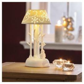 TESCO DIRECT HALF PRICE PORCELAIN LAMP £15