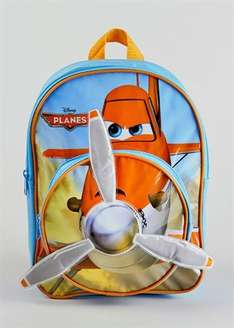 Disney Planes Backpack Now £5.00 Was £8.00 @ matalan
