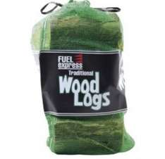 3x 10kg bags (so 30kg) of dried fuel express tradition logs for wood burning stove £10 at tesco direct (click n collect)