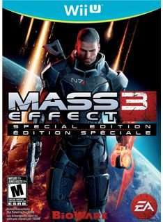 (Wii U) Mass Effect 3 : Special Edition - £6.85 - Simply Games