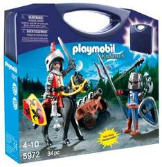 Playmobil Knights Carry Case Amazon £7.98   (free delivery £10 spend/prime)
