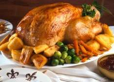 Fresh 3.2kg Turkey for £9.00 with code (£25 min order plus £3.95 P&P) @ Musclefood