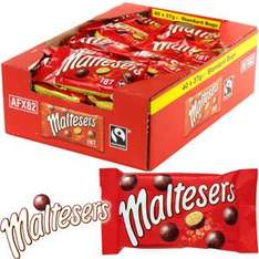Maltesers (Case of 40 Bags) is £13.36 @ home bargains