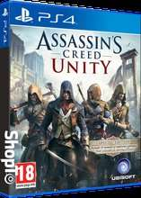 Assassins Creed Unity Special Edition - The Chemical Revolution PS4 £27.85 @ shopto