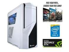 Pre-built Gaming PC by PC Specialist - i5-4960K 8GB 2TB GTX 970 4GB Win 8.1 + Choose free game from Far Cry 4, The Crew or AC: Unity £959.99 (using code) @ Dabs