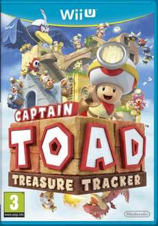 Captain Toad: Treasure Tracker £29.99 @ Game (Released tomorrow two weeks early)  online and instore