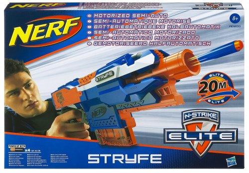Nerf N-Strike Elite Stryfe Blaster £11.99 @ amazon