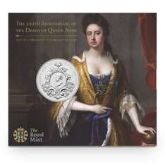FREE delivery (no min spend) plus FREE coin/s with over £50 spend @ Royal Mint