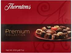 Thorntons Premium Collection (244g) was £6.00 now £3.00 @ Wilko