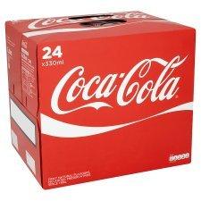 Coca-cola 24 pack £5 @ Co-op