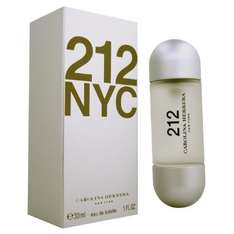 Carolina Herrera 212 Eau de Toilette - 30 ml - £13.50 @ Amazon