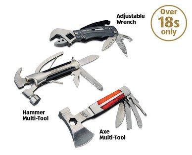 Adjustable Multi-Tools £4.99 @ ALDI
