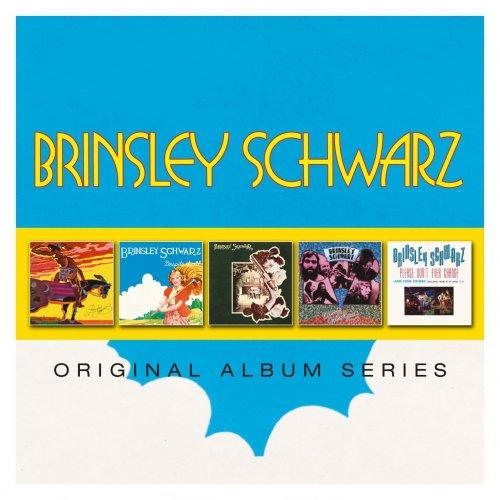 Brinsley Schwarz Original Album Series - 5CDs for £11.24 at Amazon - pre release.