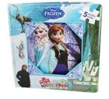 Frozen My First Puzzle Book £4 Tesco Instore