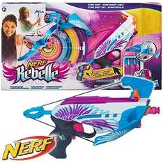 Nerf Rebelle star shot £7.99 on line or in store at home bargains