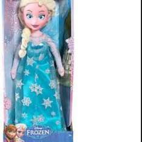 Giant Frozen ELSA doll £39.99 @ smyths