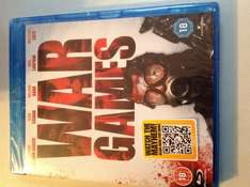 War Games Blu Ray £1 at Poundland cheap little gift