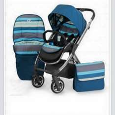 Special edition oyster colour pack £60 delivered @ Babystyle Direct